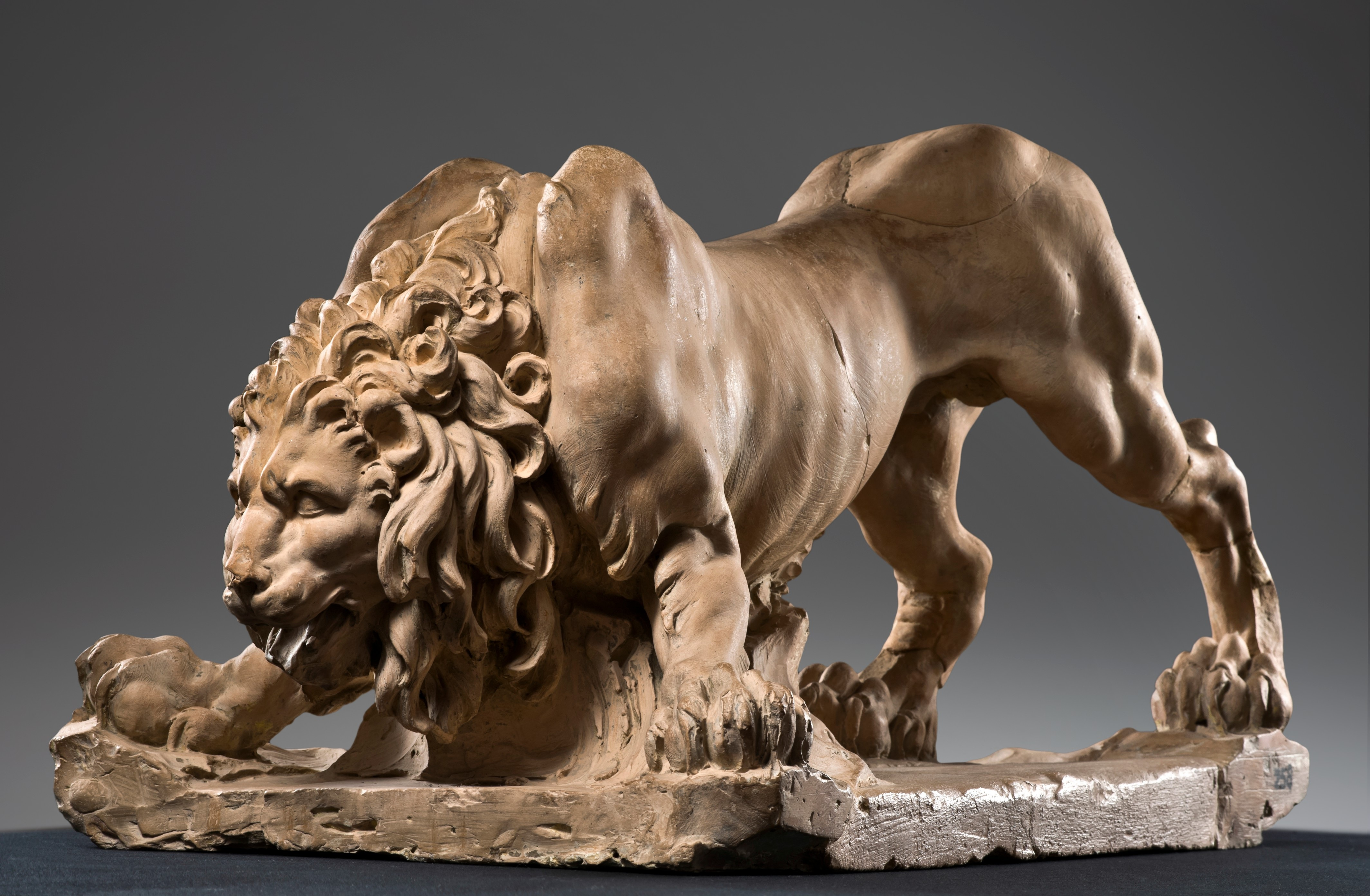 Gian Lorenzo Bernini (Italian, Naples 1598-1680 Rome), Model for the ...